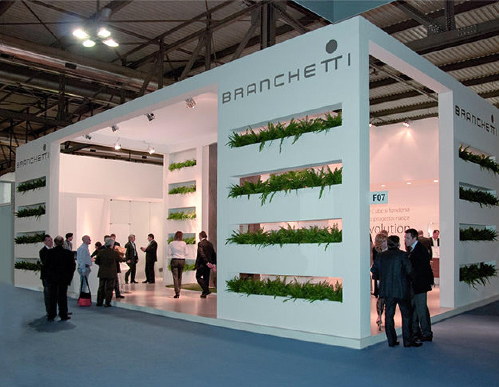 Branchetti - Allestimenti stand