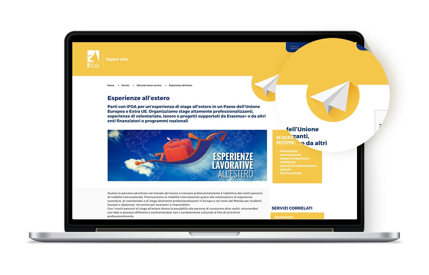 IFOA - website